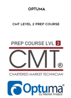 Download CMT Level 2 Prep Course by Optuma at https://beeaca.com