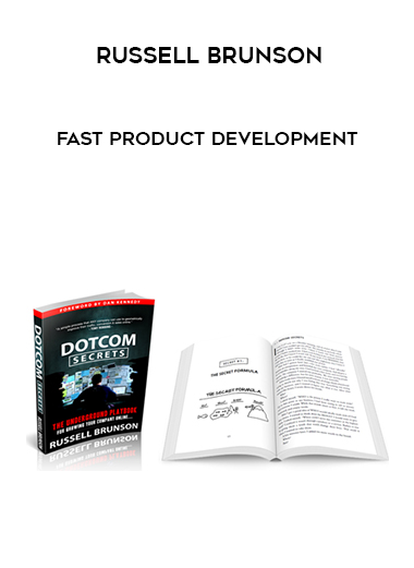 Download Fast Product Development by Russell Brunson at https://beeaca.com