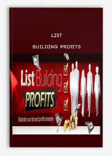 Download List Building Profits by Vince Reed at https://beeaca.com