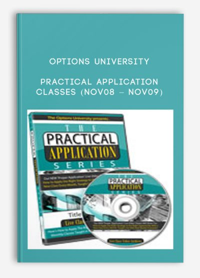 Download Practical Application Classes by Options University at https://beeaca.com