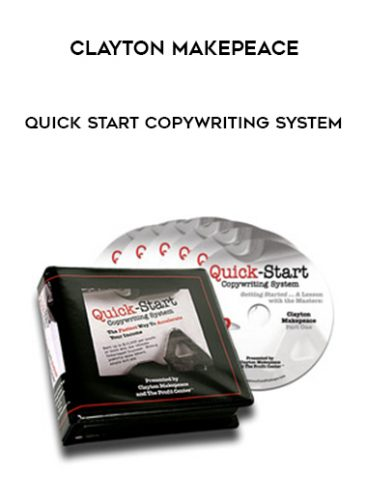 Download Quick Start Copywriting System by Clayton Makepeace at https://beeaca.com