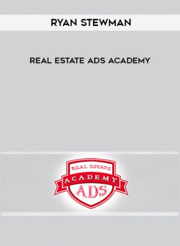 Download Real Estate Ads Academy by Ryan Stewman at https://beeaca.com