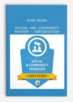 Download Social and Community Mastery + Certification by Ryan Deiss at https://beeaca.com