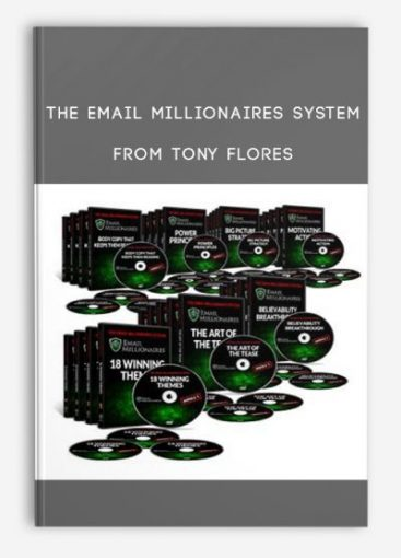 Download The Email Millionaires System by Tony Flores at https://beeaca.com