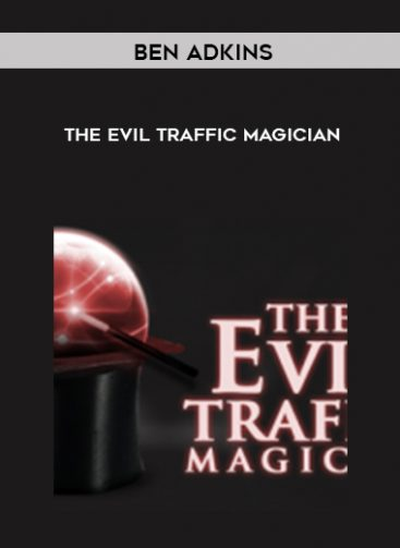 Download The Evil Traffic Magician by Ben Adkins at https://beeaca.com