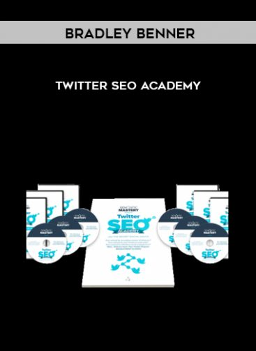 Download Twitter SEO Academy by Bradley Benner at https://beeaca.com