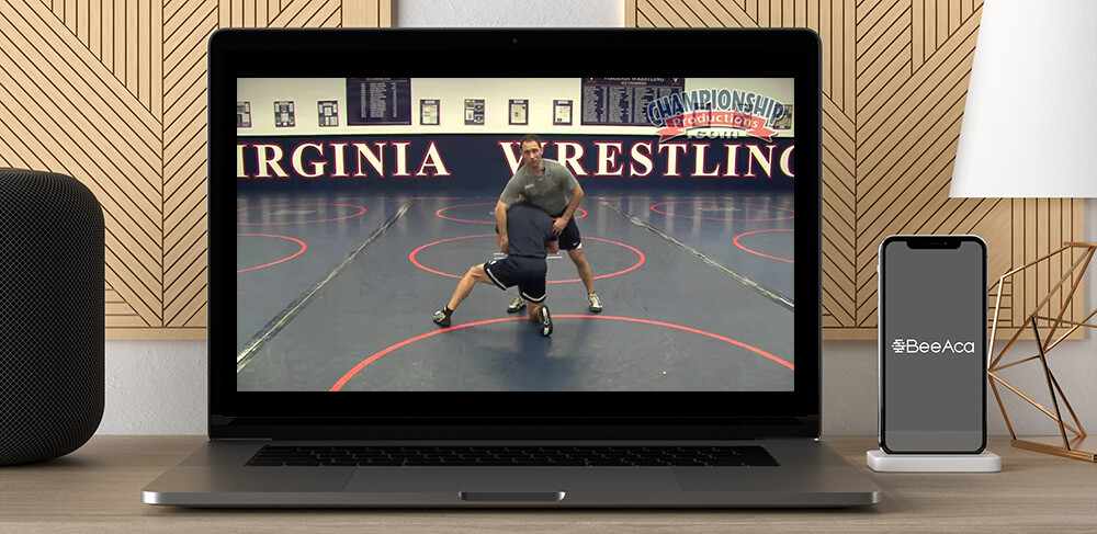 Download Steve Garland - Wrestling Technique - Cradles from anywhere at https://beeaca.com