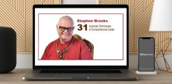 Download Stephen Brooks on Conversational Hypnosis at https://beeaca.com