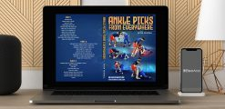 Download Ankle Picks From Everywhere by Bryan Pearsall at https://beeaca.com