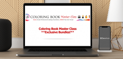 Download Coloring Book Ultimate Publishing Bundle by Tony Laidig at https://beeaca.com