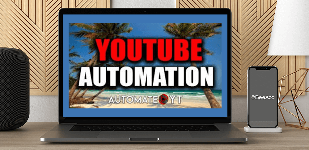 Download Caleb Boxx - YouTube Automation Academy (2020) at https://beeaca.com