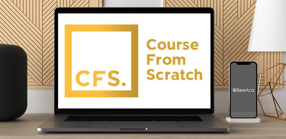 Download Danielle Leslie - Course From Scratch 2.0 at https://beeaca.com
