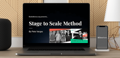 Download Pete Vargas - Stage to Scale Method Digital Course at https://beeaca.com