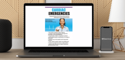 Download Marcia Gamaly - Cardiac Emergencies: Quickly Recognize Life-Threatening Dysrhythmias & Manage Your Most Unstable Patients at https://beeaca.com