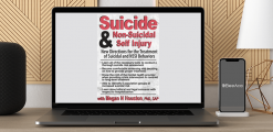 Download Meagan N. Houston - Suicide & Non-Suicidal Self Injury: New Directions for the Treatment of Suicidal and NSSI Behaviors at https://beeaca.com