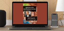 Download Daniel J. Siegel - Applications of the Adult Attachment Interview with Daniel Siegel