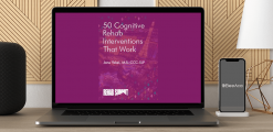 Download Jane Yakel - 50 Cognitive Rehab Interventions That Work at https://beeaca.com