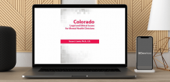 Download Susan Lewis - Colorado Legal and Ethical Issues for Mental Health Clinicians at https://beeaca.com
