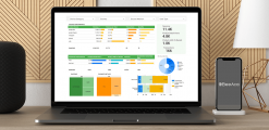 Download Build Dashboards With Google Sheets and Data Studio at https://beeaca.com