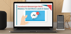 Download Jason Cohen – Facebook Messenger Bots Mastery To Get More Leads & Sales at https://beeaca.com