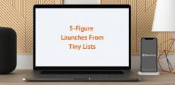 Download Ian Stanley - 5-Figure-Launches From Tiny Lists OTO at https://beeaca.com