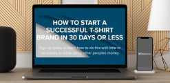 Download COGA - HOW TO START A SUCCESSFUL T-SHIRT BRAND IN 30 DAYS OR LESS at https://beeaca.com