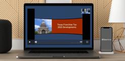 Download Texas Franchise Tax - 2020 Developments by Jimmy Martens