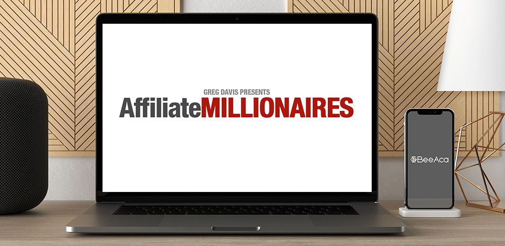 Download Greg Davis - Affiliate Millionaires 3.0 2017 at https://beeaca.com
