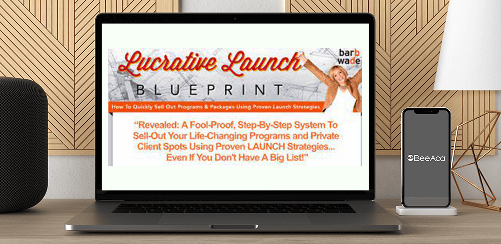 Download Lisa McElmurry - Lucrative Launch Blueprint at https://beeaca.com