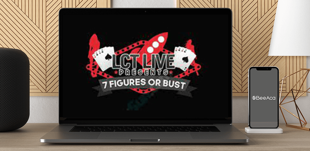 Download Local Client Takeover - LCT Live 7 Figures Or Bust Event Recordings at https://beeaca.com