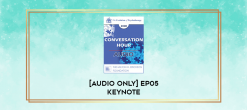 Download [Audio Only] EP05 Keynote 03 - The Place of Cognitive Therapy Today - Aaron Beck
