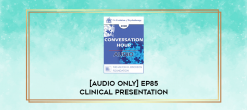 Download [Audio Only] EP85 Clinical Presentation 20 - Workshop on Rational-Emotive Therapy Techniques - Albert Ellis