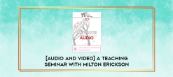 Download [Audio and Video] A Teaching Seminar with Milton Erickson Part 4 - The Power of Utilization in Psychotherapy (No CE Credit) at https://beeaca.com