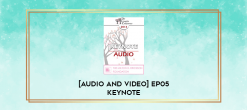 Download [Audio and Video] EP05 Keynote 03 - The Place of Cognitive Therapy Today - Aaron Beck